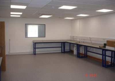 Office Refurbishment_Architectural Plan_Planning Application_NJC Building Consultant_A1