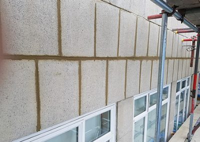 art-deco-building-London-external-cladding-refurbishment-repointing-cladding